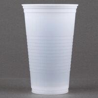 Dart Solo Y32 Conex Galaxy 32 oz. Translucent Plastic Cold Cup - 500/Case
