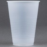 Dart Solo Y14 Conex Galaxy 14 oz. Translucent Plastic Cold Cup - 1000/Case