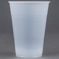 Dart Solo Y10 Conex Galaxy 10 oz. Translucent Plastic Cold Cup - 100/Pack