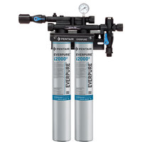 Everpure EV9324-02 Insurice Twin i20002 Water Filtration System - .5 Micron and 3.34 GPM