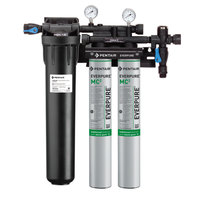 Everpure EV9328-02 Coldrink Twin 2-MC2 Water Filtration System with Pre-Filter - .5 Micron and 3.34 GPM