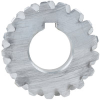 Avantco PMG16 2 inch Worm Wheel Gear - 17 Teeth