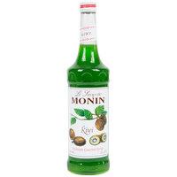Monin 750 mL Premium Kiwi Flavoring / Fruit Syrup