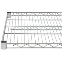 "Regency 24"" x 30"" NSF Chrome Wire Shelf"
