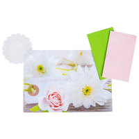 Hoffmaster 856779 10 inch x 14 inch Mother's Day Placemat Combo Pack - 250 / Case