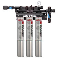 Everpure EV9278-13 QC7I Triple 7CLM Water Filtration System - .5 Micron and 5.1/3.99/3 GPM