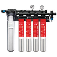 Everpure EV9771-24 Coldrink 4-7CLM+ Water Filtration System with Pre-Filter - 5 Micron and 6.68/5.33/4 GPM