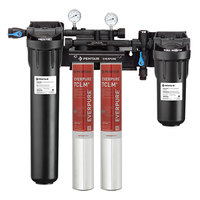 Everpure EV9771-32 High Flow CSR Twin-7CLM+ Water Filtration System with Pre-Filter and Scale Reduction - 5 Micron and 3.34/2.66/2 GPM