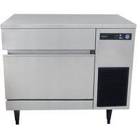 Hoshizaki IM-200BAA 39 1/2 inch Self-Contained Air Cooled Regular Cube Ice Machine - 200 lb.