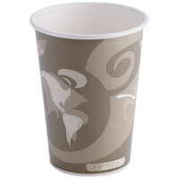 Eco Products EP-BRSC32-EW Evolution World 32 oz. Soup / Hot & Cold Food Cup - 25 / Pack