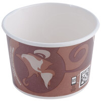 Eco Products EP-BRSC16-EW Evolution World 16 oz. Soup / Hot & Cold Food Cup - 25 / Pack