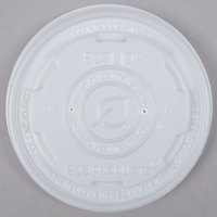 Eco Products EP-ECOLID-SPL EcoLid 12-32 oz. Soup / Hot & Cold Food Cup Lid   - 50/Pack