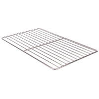 Rational 6010.1101 12 inch x 20 inch Stainless Steel Oven Grid / Rack