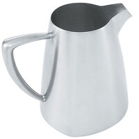Vollrath 46308 Triennium 9 oz. Satin-Finished Stainless Steel Open Creamer