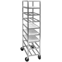 Channel UPR7 Universal Aluminum Platter Rack - 7 Shelf