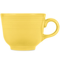 Homer Laughlin 452320 Fiesta Sunflower 7.75 oz. Cup - 12/Case
