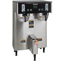 Bunn 34600.0000 BrewWISE Dual ThermoFresh DBC Brewer with Funnel Lock - 120/240V, 6600W