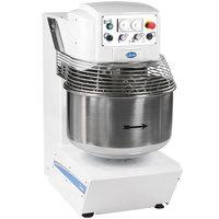 Globe GSM130 130 lb. Spiral Dough Mixer - 208V, 3 Phase