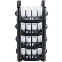 Sterno Products 60238 48 Piece Warm White Rechargeable Flameless Votive Set with 4 EasyStack Charging Bases and 1 Power Adapter
