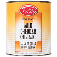 Advanced Food Products A5RFD1-BF #10 Can Mild Cheddar Nacho Cheese Sauce - 6/Case