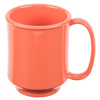 GET SN-104-RO 8 oz. Rio Orange Tritan Mug - 24/Case