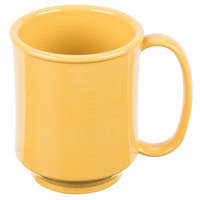 GET SN-104-TY 8 oz. Tropical Yellow Tritan Mug - 24/Case