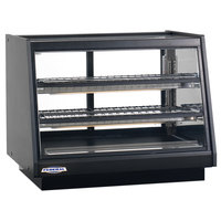 Federal Industries ERR-4828SS Elements 48 inch Refrigerated Countertop Display Cabinet with Front Access - 12.5 Cu. Ft.