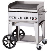 Crown Verity MG-30 28 inch Portable Outdoor Griddle