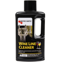 Micro Matic MM-W68 68 oz. Alkaline Wine Line Cleaner