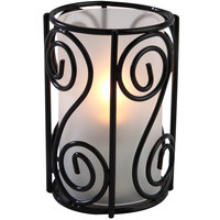 Sterno Products 80492 Swirl 4 inch Frost Lamp