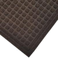 Cactus Mat 1508M-B46 Enviro-Tuff 4' x 6' Walnut Brown Carpet Mat - 3/8 inch Thick