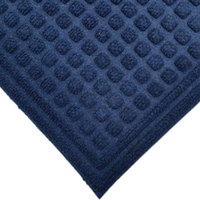 Cactus Mat 1508M-U35 Enviro-Tuff 3' x 5' Indigo Blue Carpet Mat - 3/8 inch Thick
