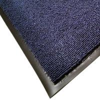 Cactus Mat 1469M-U35 3' x 5' Blue Foyer Scraper Mat - 3/8 inch Thick