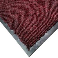 Cactus Mat Roll 1471R-T3 3' x 60' Burgundy Carpet Entrance Floor Mat Roll - 3/8 inch Thick
