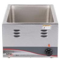APW Wyott W-3Vi 12 inch x 20 inch Countertop Food Warmer - 208/240V, 900/1200W