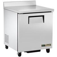 True TWT-27-HC LH 27 inch Worktop Refrigerator with Left-Hinged Door