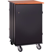 Oklahoma Sound TCSC-32 32 Tablet / Laptop Charging Station and Storage Cart