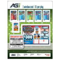 Honor Country 1 Window Pull Tab Tickets - 480 Tickets per Deal - Total Payout: $365
