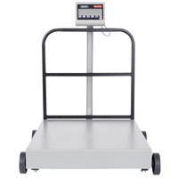 Tor Rey EQM-400/800 800 lb. Digital Receiving Bench Scale, Legal for Trade