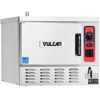 Vulcan C24E03-1 3 Pan Boilerless/Connectionless Electric Countertop Steamer - 208/240V, 8 kW