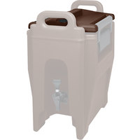 Cambro 7354131 Dark Brown Camtainer Lid