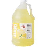 Carnival King 1 Gallon Lemonade Slushy Syrup