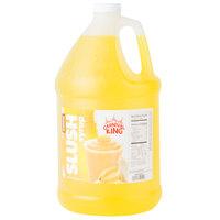 Carnival King 1 Gallon Banana Slushy Syrup