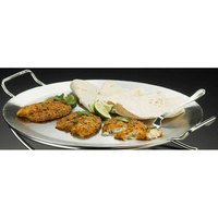 American Metalcraft GSST17 Round Stainless Steel Griddle 17 1/2 inch