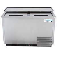 Avantco GF-50S 50 inch Stainless Steel Glass Froster / Plate Chiller - 115V