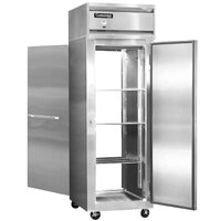 Continental Refrigerator 1R-SA-PT 26 inch Solid Door Pass-Through Refrigerator