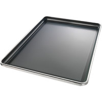 Chicago Metallic 54699 Full Size 16 Gauge StayFlat Perforated Aluminum Sheet Pan - 25 7/8 inch x 17 7/8 inch