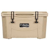 40 Qt. Sandstone Extreme Outdoor Grizzly Merchandiser / Cooler