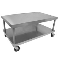 Vulcan STAND/C-60 30 inch x 61 inch Stainless Steel Mobile Equipment Stand