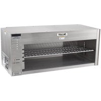 Vulcan 1024W-240/1 27 inch Wall Mount Cheese Melter - 240V, 2.4 kW